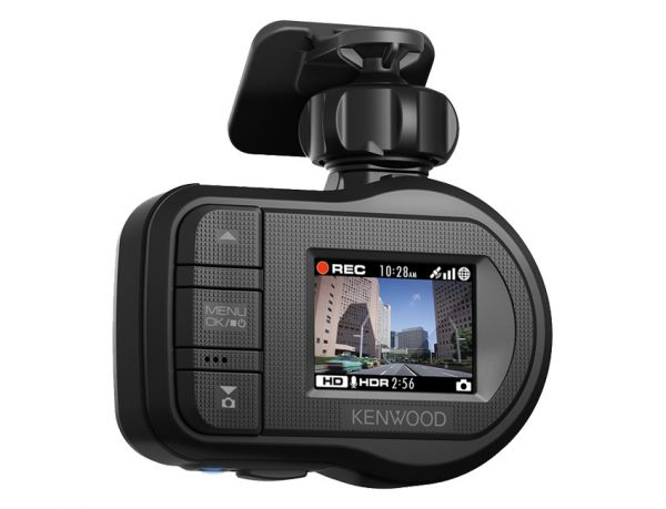 Kenwood DRV-430 - Full-HD-Dashcam mit GPS