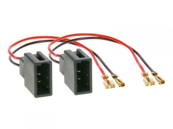 Lautsprecher Adapter Citroen / Peugeot - ACV - 1046-02