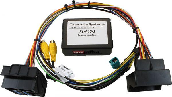 r.LiNK Interface für Front und Heckkamera - passend für MB Vito W447 - RL-A15