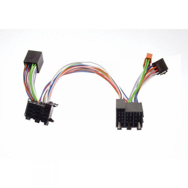ISO2CAR Adapter Opel - Kram - 86171