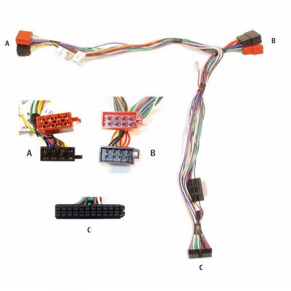 Audio2Car Adapter für ISO-Fahrzeuge - Kram - 84000