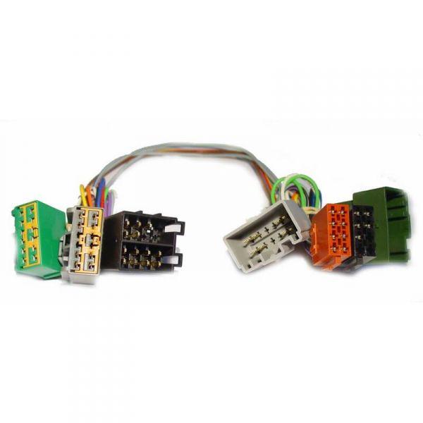 ISO2CAR Adapter Volvo - Kram - 86190