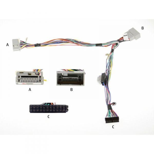 Audio2Car Adapter Honda (24pin) - Kram - 84362