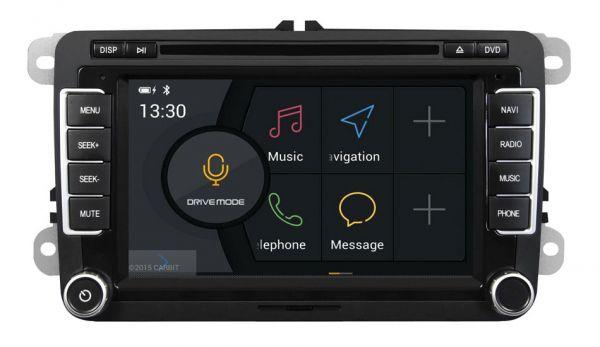ESX Moniceiver VNS720-VW-U1 - 2-DIN Autoradio für Volkswagen/Seat/Skoda