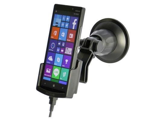 FIX2CAR Box - Aktivhalter Nokia Lumia 930
