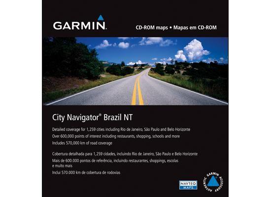 SD-Datenkarte NT Brasilien