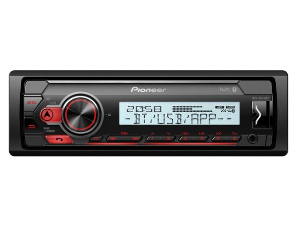 Pioneer Marine Radio MVH-MS410BT mit Bluetooth