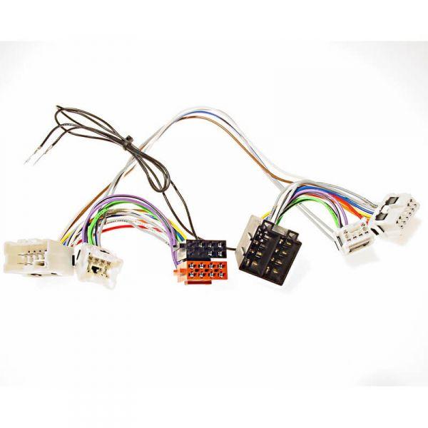 ISO2CAR Adapter Nissan - Kram - 86160