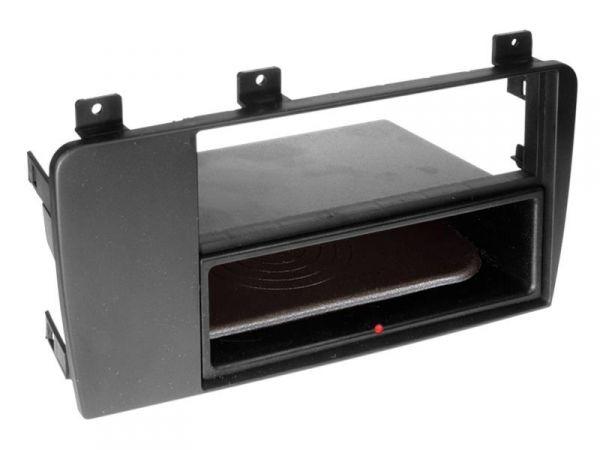 2-DIN RB Inbay® Volvo V70 / S60 / XC 70 schwarz - Qi-Standard