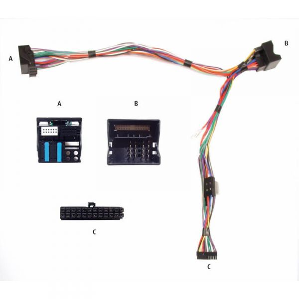 Audio2Car Adapter Ford - Kram - 84288X288
