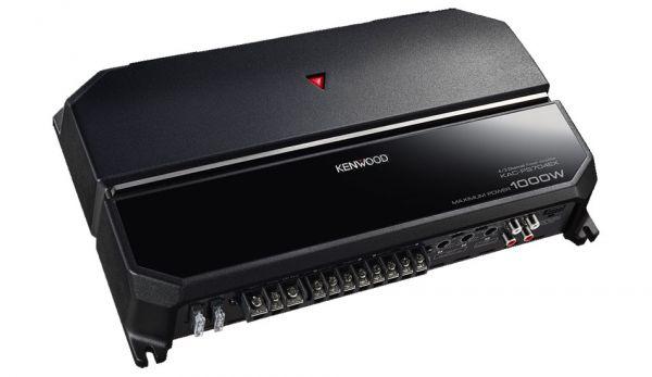 Kenwood KAC-PS704EX - 4-Kanal Endstufe mit 1000 Watt max. Power