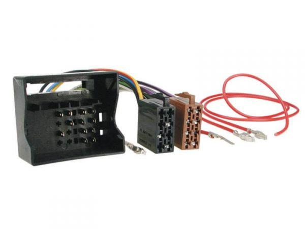 ISO-Adapter Alfa Romeo, Citroen, Peugeot - ACV - 1041-02