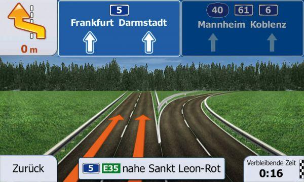 ESX Navigationsoftware iGo 8GB Europa inkl. TMC-Empfänger