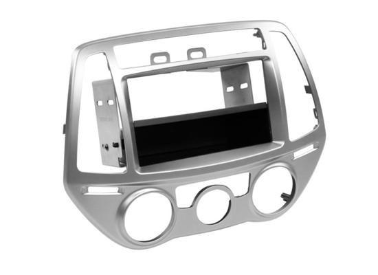 Radioblende 2-DIN mit Ablagefach für Hyundai i20