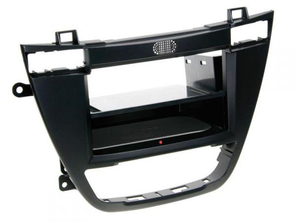 2-DIN RB Inbay® Opel Insignia schwarz ab 2008 - Qi-Standard