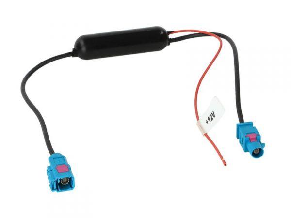Antennenverstärker Fakra (m) > Fakra (f) - ACV - 1508-04