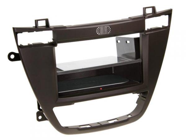 2-DIN RB Inbay® Opel Insignia braun ab 2008 - Qi-Standard