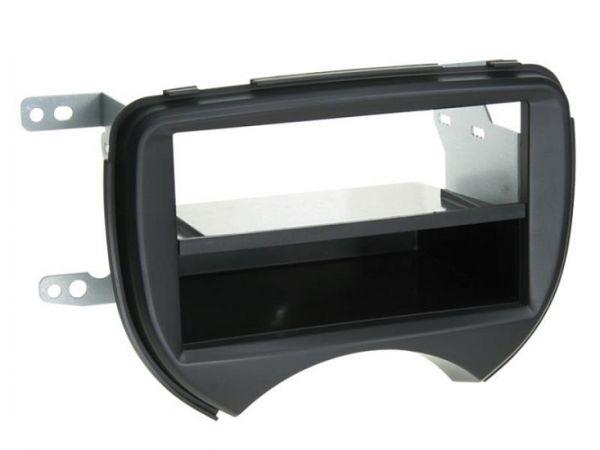 1-DIN Radioblende Nissan Micra 2011 bis 2013 - ACV - 281210-10