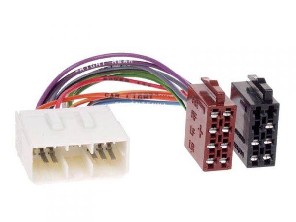 ISO Adapter Hyundai, Mitsubishi - ACV - 1141-02