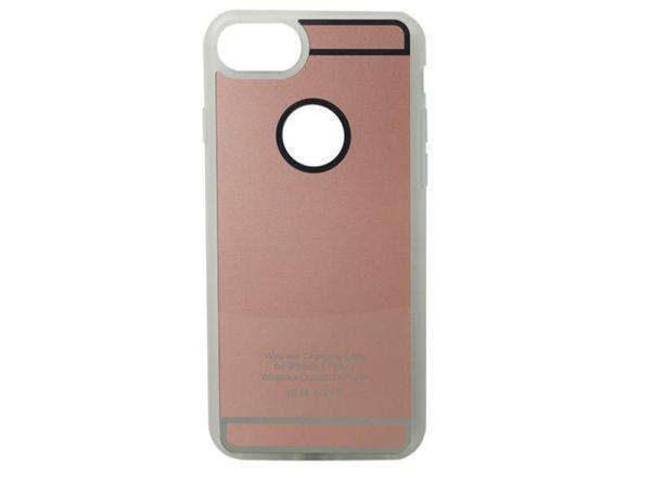 Inbay® Ladeschale für iPhone 6 / 6S / 7 rosegold - Qi-Standard
