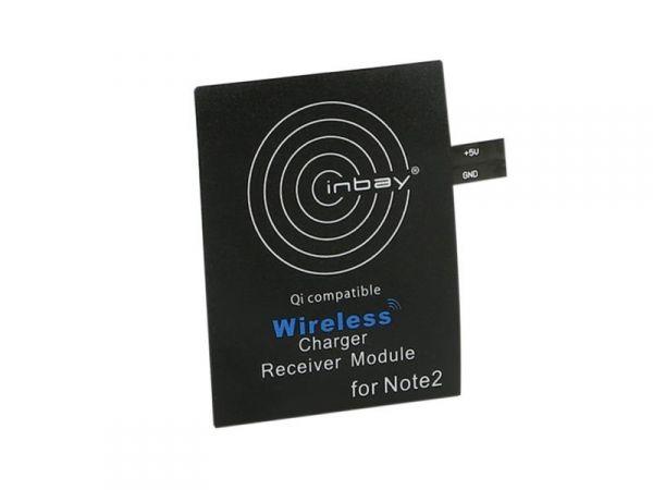 Inbay® Induktiver Qi-Ladeempfänger Samsung Note2 - Qi-Standard