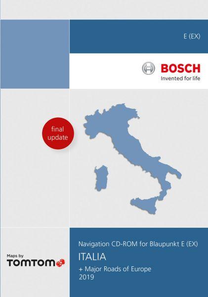 CD-ROM Italien TP E 2019 - TomTom - i1031160