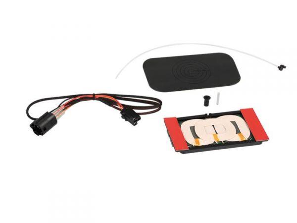 Inbay® Nachrüst-Kit - 3 Spulen mit Pad + LWL-Kit - Qi-Standard