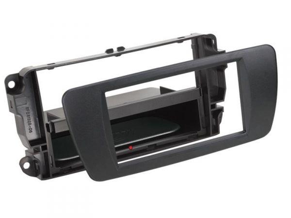 2-DIN RB Inbay® Seat Ibiza nitschwarz ab 2008 - Qi-Standard