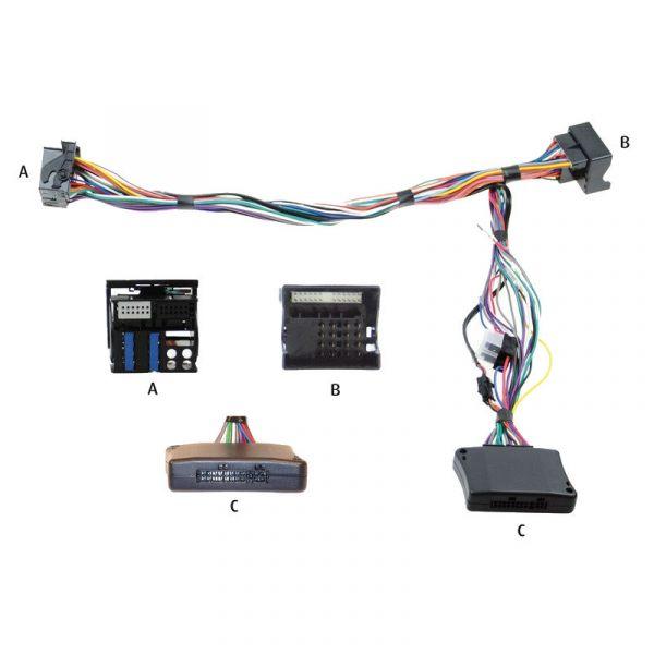 Drive & Talk Radio Mute für Fahrzeuge ab 2004- voll bepinnt - Kram - 84103X103M