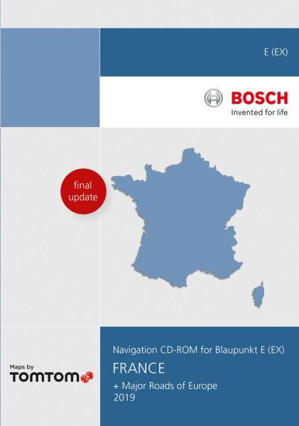 CD-ROM Frankreich TP E 2019 - TomTom - i1031158