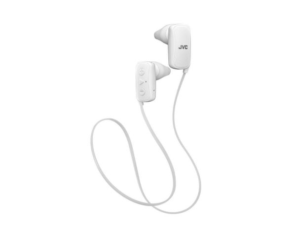 JVC HA-F250BT Bluetooth In-Ear Sportkopfhörer weiß - HA-F250BT-WE (B ... 32999007f5