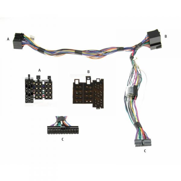 Audio2Car Adapter Opel - Kram - 84717