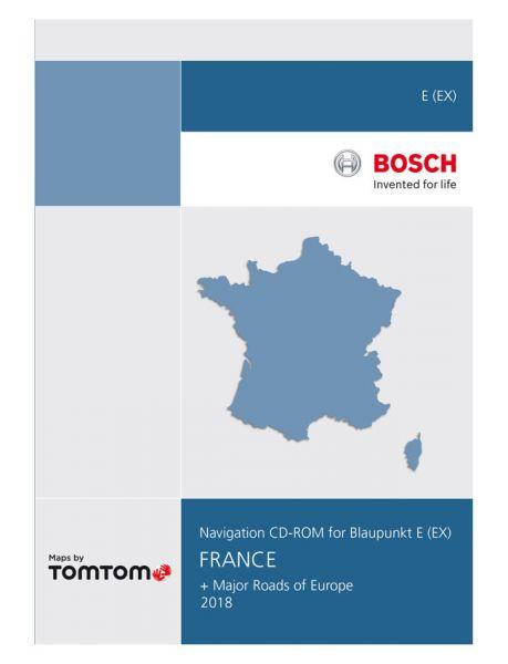 CD-ROM Frankreich TP E 2018 - TomTom - i1031125