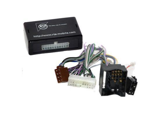 Aktivsystemadapter Audi mit Quadlock für teilaktive und