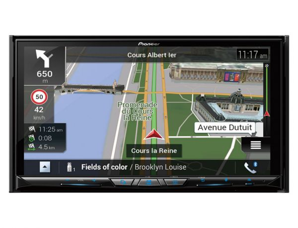 Pioneer AVIC-Z920DAB - Navigation, Apple CarPlay, Android-Auto, DAB+, Wi-Fi