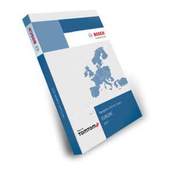 DVD-ROM Europa Blaupunkt Bosch Coach Navigation PX-V 2018 - TomTom - i1031092