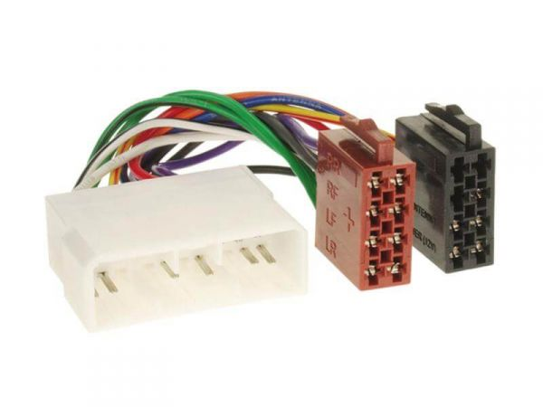 ISO-Adapter Daewoo, Ssangyong - ACV - 1086-02