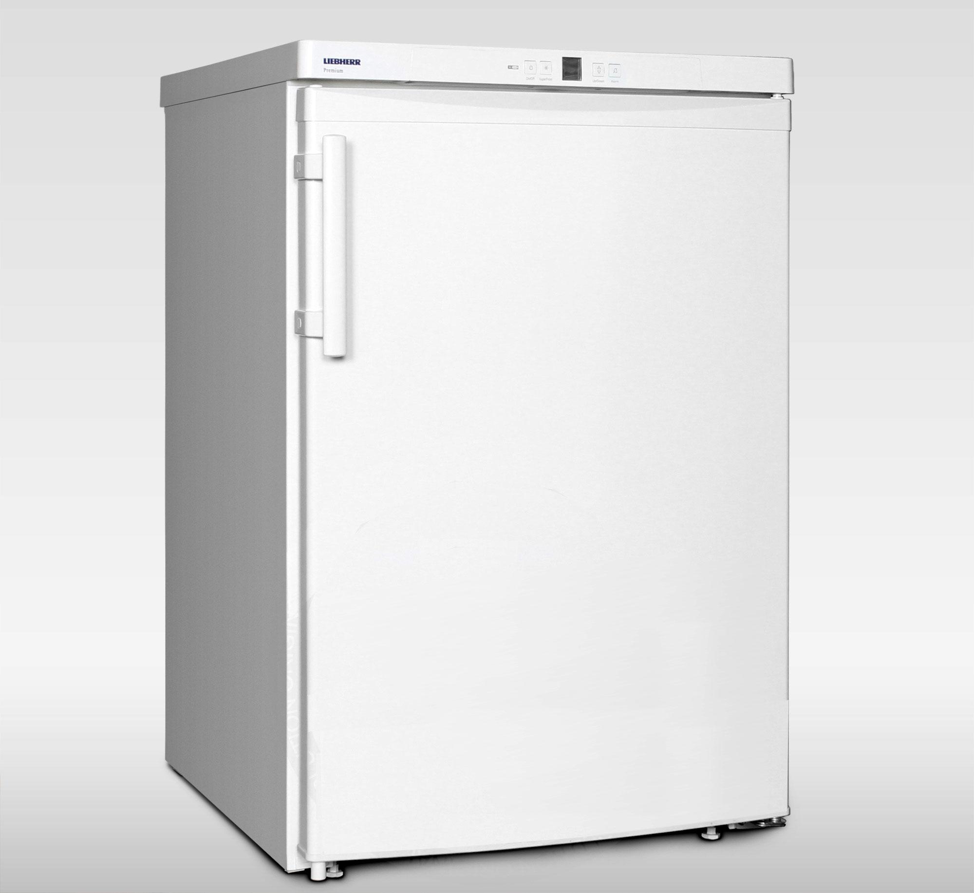Liebherr GP 1213-20 A++  Tisch-Gefrierschrank 55,3 cm breit weiß SmartFrost