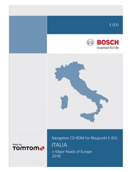 CD-ROM Italien TP E 2018 - TomTom - i1031127