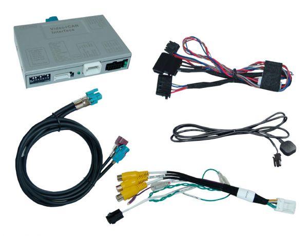 r.LiNK Interface passend für BMW CIC-E/F, 4pin HSD - RL3-CIC