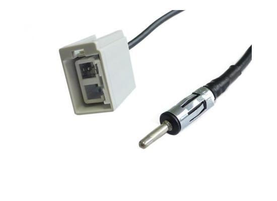 Antennenadapter Volvo S80 / V70 / V40 auf 150 Ohm DIN