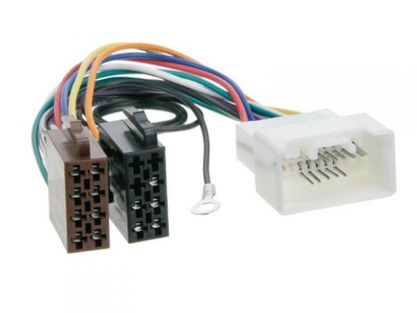 ISO-Adapter Citroen, Peugeot, Mitsubishi - ACV - 1202-02
