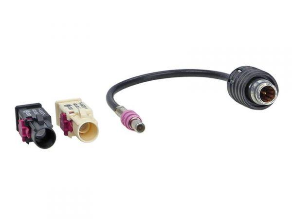 Calearo Antennenadapter BMW / VW / Seat, HC97 (m) auf Fakra (m) - 7581112