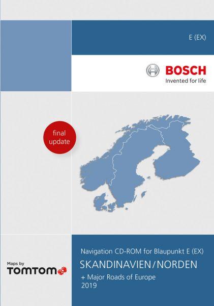 CD-ROM Skandinavien TP E 2019 - TomTom - i1031161