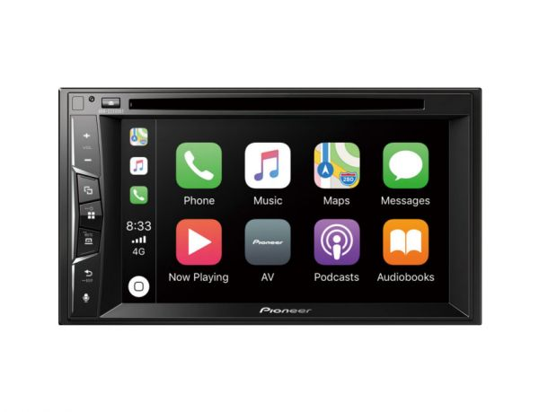 Pioneer AVH-Z2200BT - 2-DIN Autoradio mit Apple CarPlay, WebLink, Bluetooth