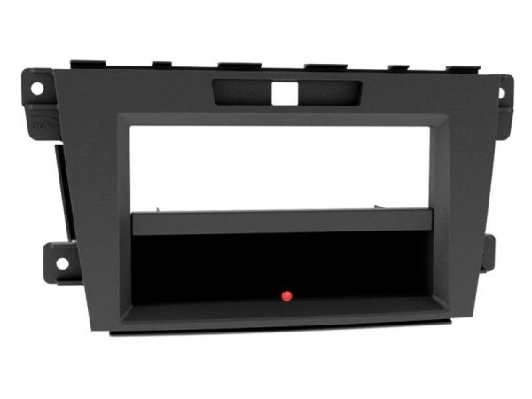 2-DIN RB Inbay® Mazda CX 7 schwarz ab 2009 - Qi-Standard