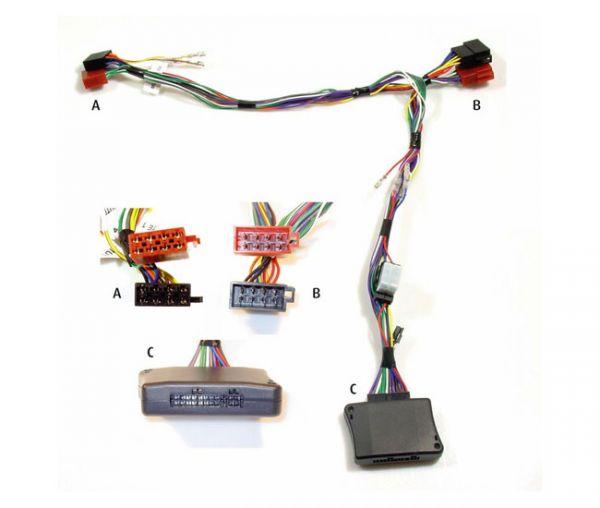 Drive & Talk ISO-Kabel mit Mute-Box - Kram - 84000M