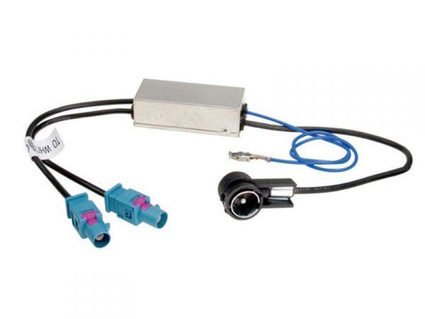 Antennenadapter-Diversity ISO/ 2 x FAKRA
