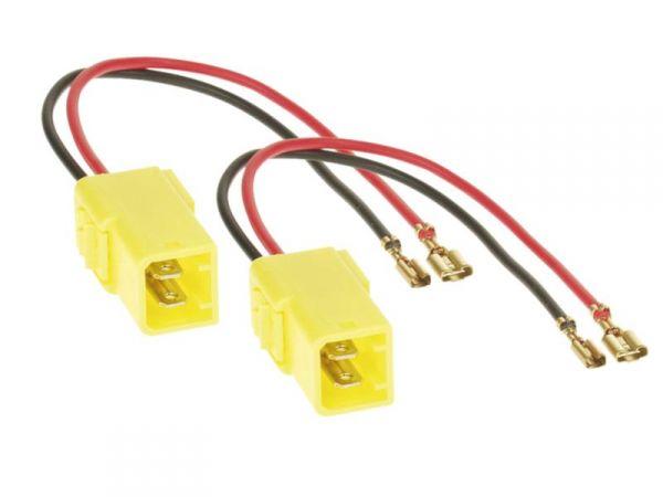 Lautsprecher Adapter Alfa / Citroen / Fiat / Lancia / Peugeot - ACV - 1045-01