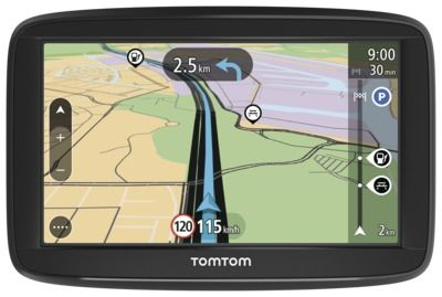 TomTom Start 52 WE T (Automotive) - mobile Navigation - 1AA5.054.05